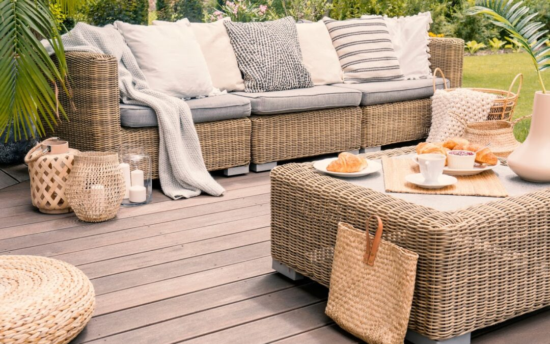 5 Things Needed for Comfortable Outdoor Living