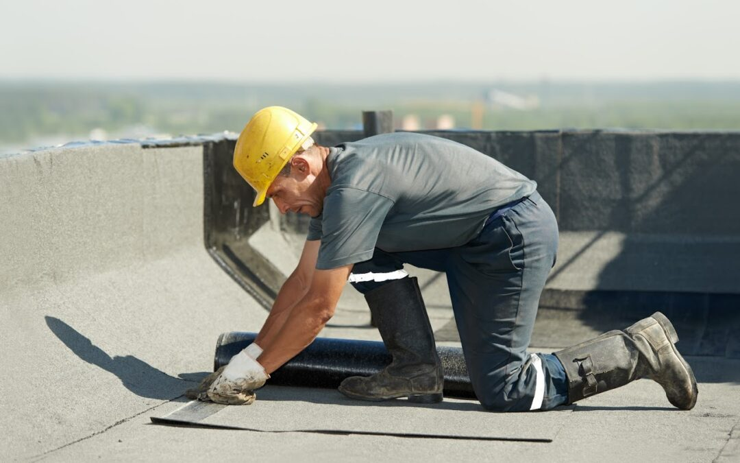 3 Types Of Roofing Underlayment Materials